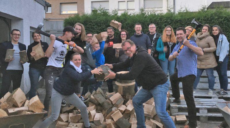 Holzhacker Gardetreffen