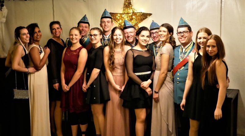 Offiziersball - 70 Jahre Garde Fidele Zunfthäre