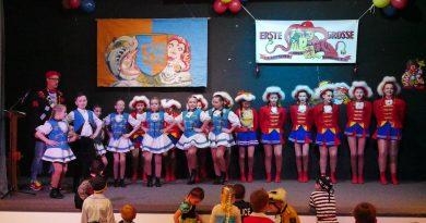 Gemeinsames Kinderfest der KG Fidele Zunfthäre & der Ersten Große Stolberger KG